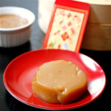 new year desserts nian gao bakes there s always room for dessert