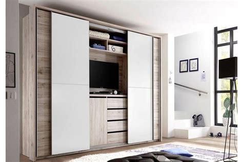 Schlafzimmerschrank Mit Tv