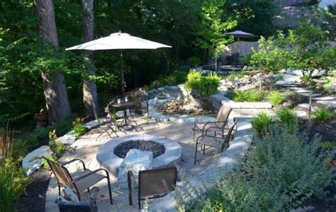 Terraced Backyard Landscaping Ideas Here S What People Are Doing With Their Sloped Backyards