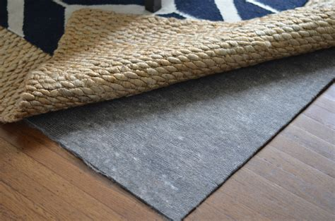 Types Of Rug Pads by Safest Types Of Rug Pad For Hardwood Floors Homesfeed