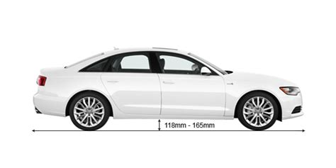Audi Clearance by Audi A6 Ground Clearance Mm Autoportal
