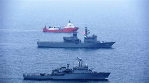 film perang kapal armada barat tni al latihan besar besaran di laut natuna