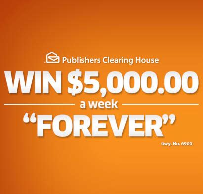 Help Pch - the forever prize could help you leave a legacy for your