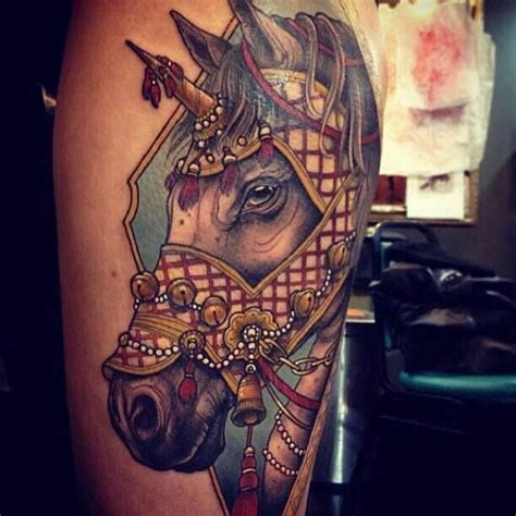 horse face tattoo designs the 25 coolest designs in the world