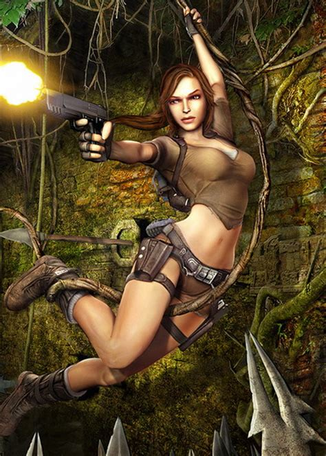 Quot Tomb Raider Xxx An Exquisite Films Parody Quot Nsfw Trailer Debuts On Fleshbot Com Rogreviews