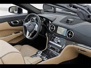 Interior Of Mercedes 2013 Mercedes Sl 65 Amg Interior 3 1280x960