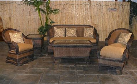 agio wicker patio furniture fairfield wicker patio furniture by agio