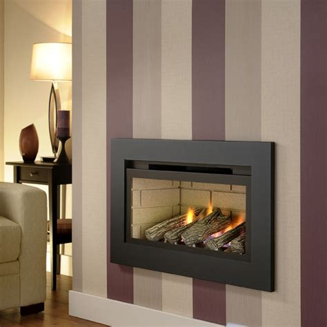 In Wall Gas Fireplace by Boston In Wall Gas York Fireplaces Fires