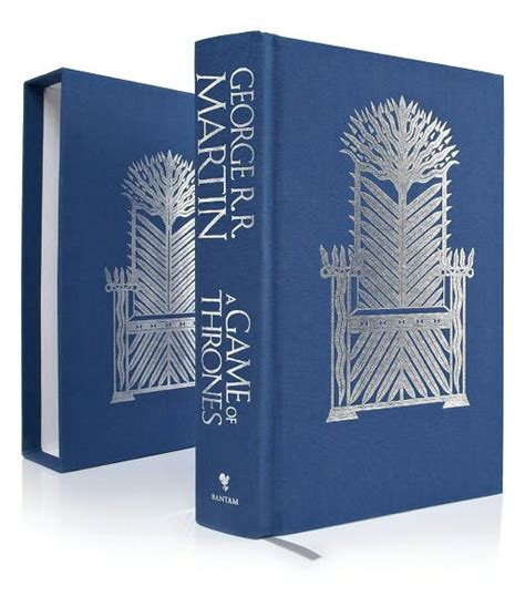 a game of thrones deluxe edition a song of ice and fire 1 a barnes and noble exclusive by