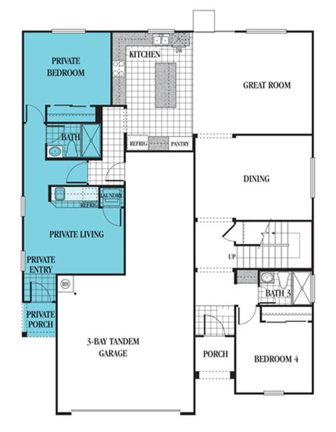 next gen homes floor plans the versatillion next gen home lennar the gardens at