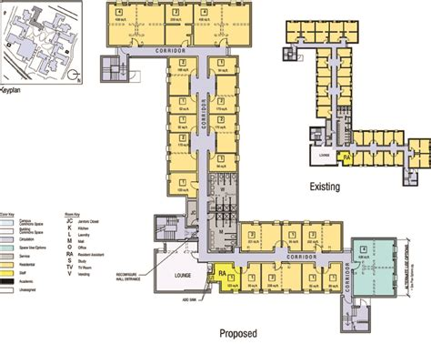 dormitory floor plan dormitory plans architecture images