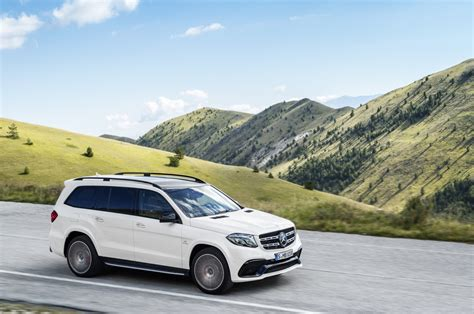 mercedes benz gls class review ratings specs prices    car connection