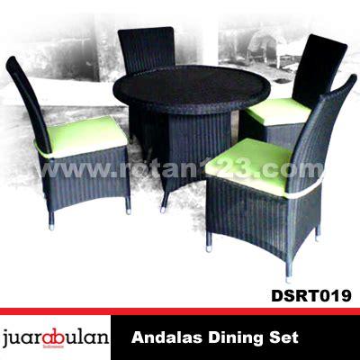 Sarung Bantal Sofa 019 harga jual andalas dining set meja makan rotan sintetis model gambar