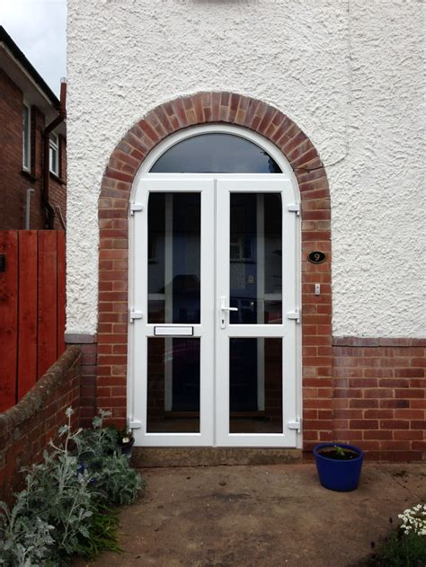 Porch Doors by Upvc Arched Doors Curved Pvcu Porch Doors In