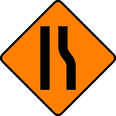free printable road construction signs printable construction signs clipart best