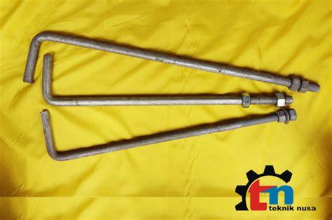 Pipa Bulat Stainless Steel Diameter 19 Mm Panjang 15 Meter mengenal angku baja angkur tanam anchor teknik nusa 081288026122 jual alat jaringan listrik
