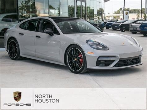 porsche chalk 2018 porsche panamera turbo 12 chalk 8 speed