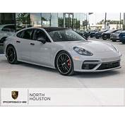 2018 Porsche Panamera Turbo 12 Miles Chalk 8 Speed