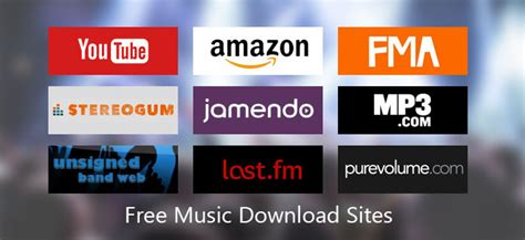 best music download sites for free top 10 best free music download sites updated