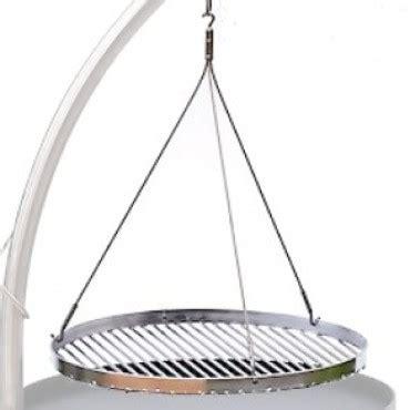 feuerschale stahl oder edelstahl runder grillrost aus verchromten stahl oder edelstahl