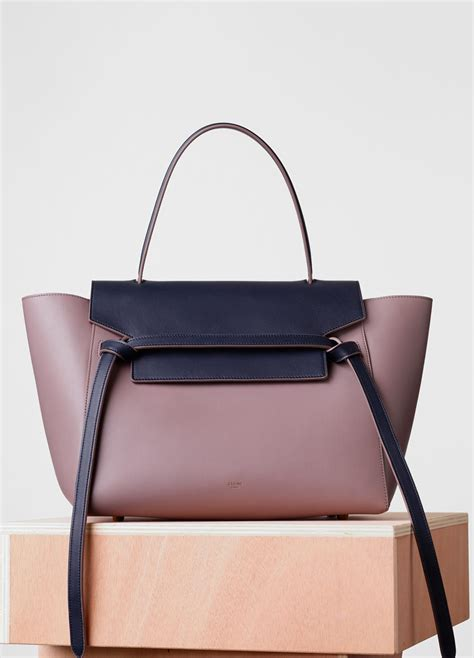 Fashion Bag Min Min mini bags mini luggage tote pink