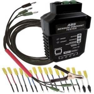 Ab Tester by Abs Ebs Sensor Pinpoint Tester Vehicle Driver Accessories The Road Haulage Association