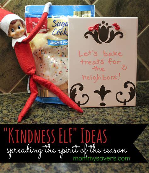 printable kindness elf ideas kindness elves tradition an elf on the shelf alternative
