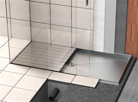 montaggio piatto doccia filo pavimento montaggio posa installazione piatto doccia silverplat