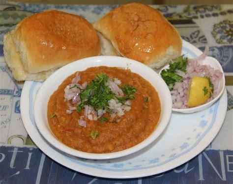 pav bhaji pav bhaji twist of food