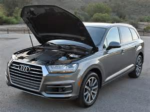 Audi Q7 Supercharged Pros And Cons Review 2017 Audi Q7 Ny Daily News