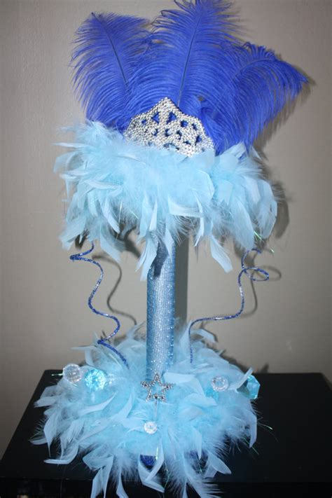quinceanera sweet 15 sweet 16 centerpiece by maylin201 on etsy