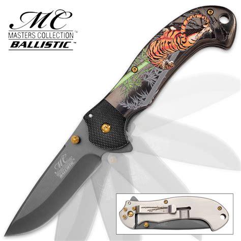 tiger pocket knife masters collection tiger assisted opening pocket