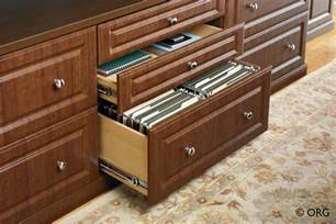 desk with file cabinets built in lateral file cabinet home office traditional with built in