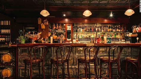 Top Ten Best Bars by The 50 Best Bars Around The World In 2015 Cnn