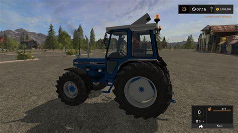 Small Modern Ls by Ford 7810 V1 0 Beta Ls 17 Farming Simulator 17 Mod Fs