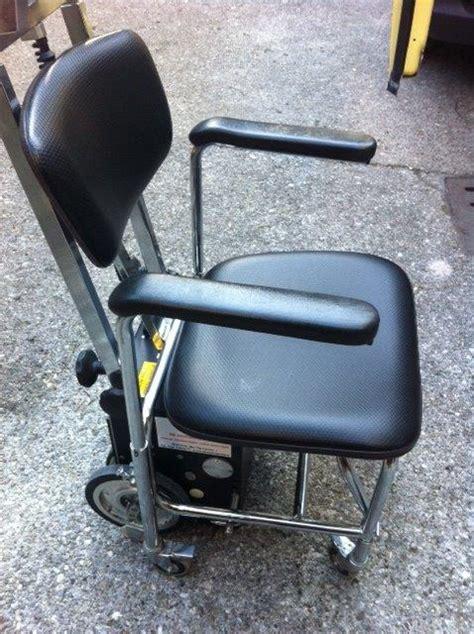 sedia montascale per disabili montascale a ruote per disabili usato