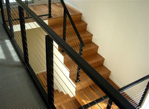 modern banister modern handrails adding contemporary style to your home s
