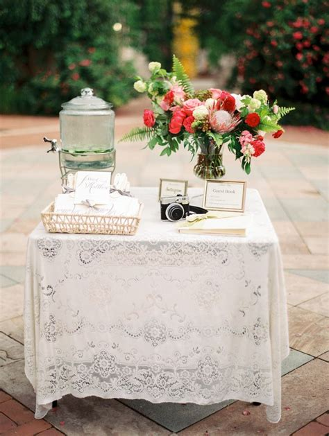 wedding guest book table 78 best ideas about welcome table on wedding