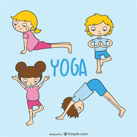 imagenes comicas haciendo ejercicios yoga facile en 3 minutes pour retrouver son 233 nergie