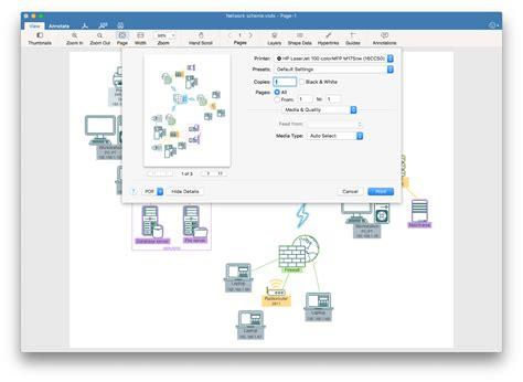 save visio as pdf convert visio files to pdf on mac with vsdx annotator