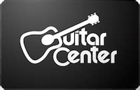 Guitar Center Gift Card - buy discount entertainment gift cards cardcash