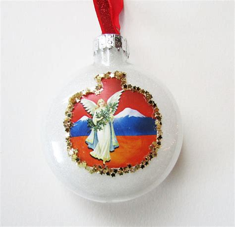 pomegranate ornament armenian ornament holiday ornament
