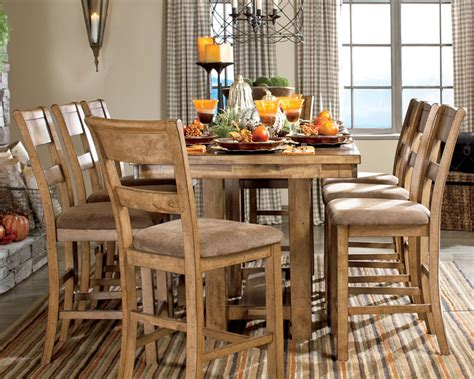 cottage styled counter height dining set chicago