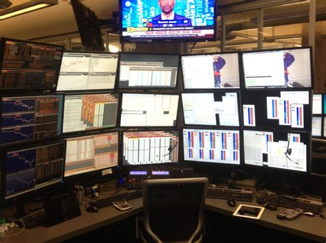 trade desk stock price trading desk photos business insider