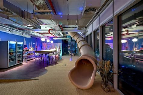 google office tour take a visual tour of google s office in tel aviv from