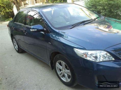 Toyota Corolla 2012 For Sale Used Toyota Corolla Gli Vvti 2012 Car For Sale In