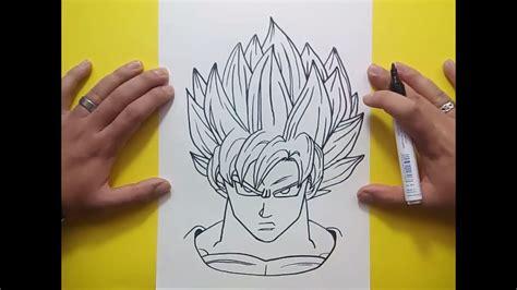 imagenes de criaturas mitologicas para dibujar como dibujar a goku paso a paso 3 dragon ball how to