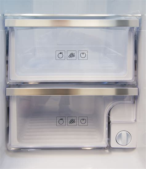 Samsung Fridge Water In Crisper Drawer by Samsung Rh29h9000sr Refrigerator Review Reviewed