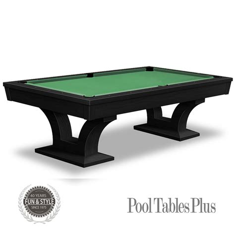 Handmade Pool Table - bellagio modern pool table