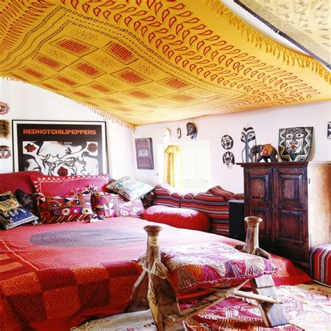 cheap bohemian decorating ideas lovetoknow beautiful boho bedroom decorating ideas and photos